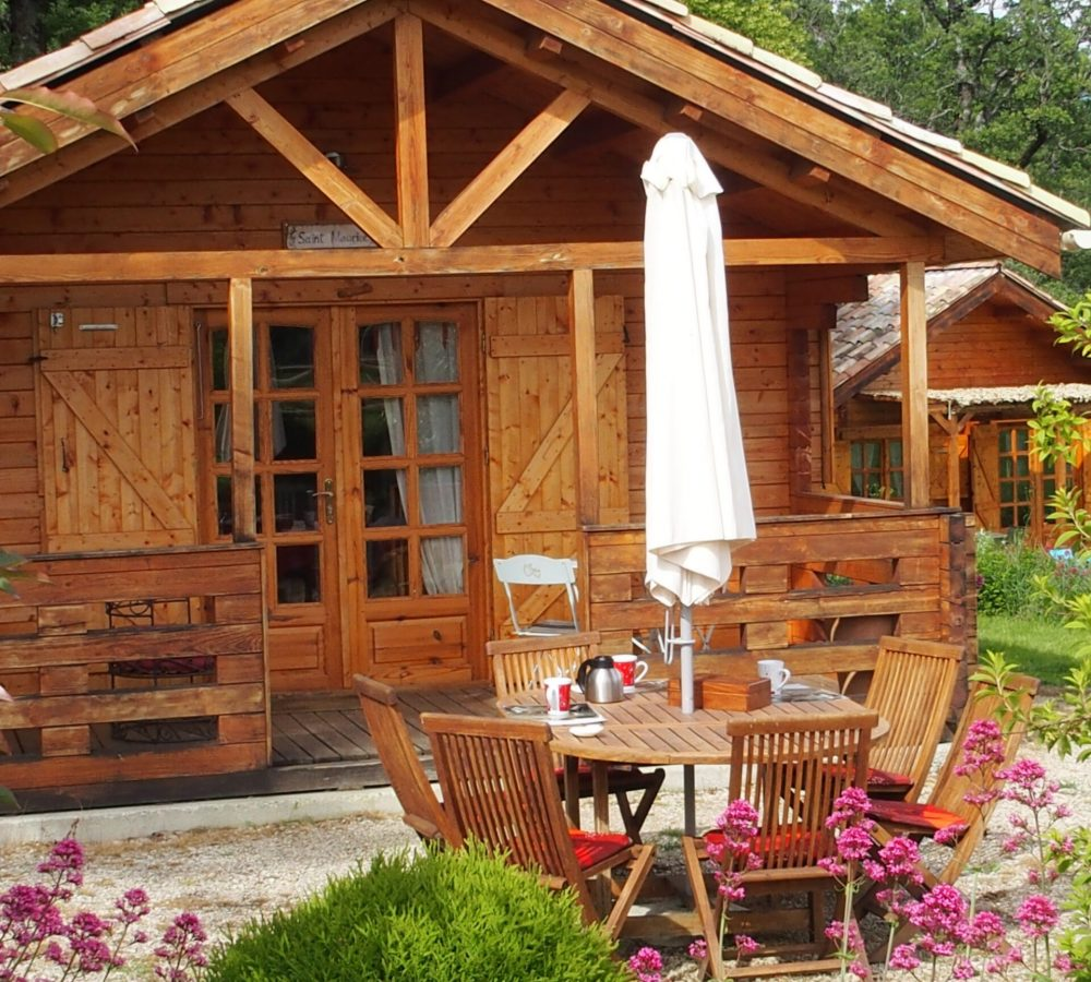 Chalet St. Maurice